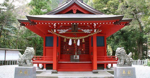 椎葉厳島神社